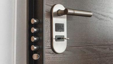 تصویر از امنیت درب های ضد سرقت